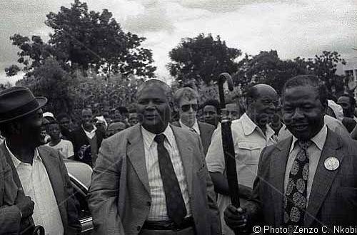 1980 Joshua Nkomo