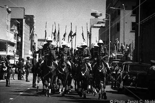1980 Parade In Harare