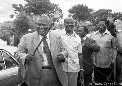 Zimbabwean Elections 1980